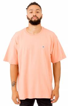 Eighty Nine Solid Box T-Shirt - Rose