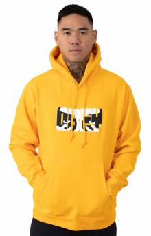 Eyes Of Obey Pullover Hoodie - Gold