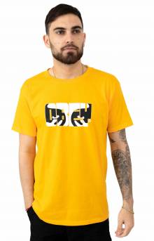 Eyes Of Obey T-Shirt - Gold