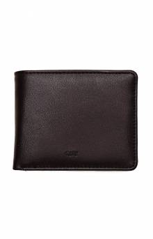 Gentry Jumble Bi-Fold Wallet - Black