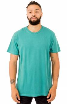 Jumbled Pigment T-Shirt - Dusty Teal