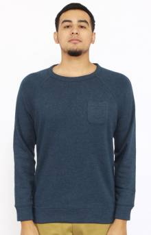 Lofty Creature Comforts Crewneck - Navy