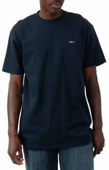 Mother Nature On The Run T-Shirt - Navy