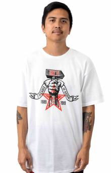 Obey 3 Decades Of Dissent T-Shirt - White