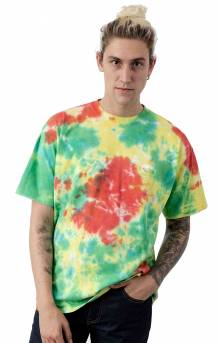 Obey Bold T-Shirt - Rainbow Blotch