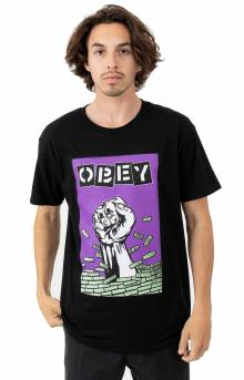 Obey Bust Out T-Shirt - Black