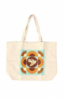 Obey Dove Tote Bag - Natural