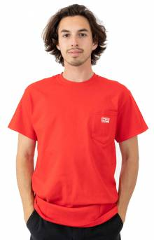 Obey Eyes 3 T-Shirt - Red