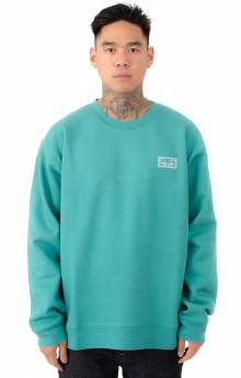 Obey Eyes Heavy Crewneck - Dusty Teal