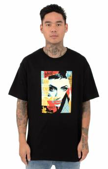 Obey Ideal Power T-Shirt - Black