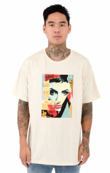 Obey Ideal Power T-Shirt - Natural