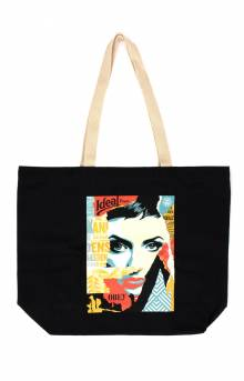 Obey Ideal Power Tote Bag - Black