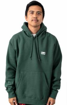 Obey International Chaos & Dissent Pullover Hoodie - Alpine