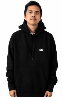 Obey International Chaos & Dissent Pullover Hoodie - Black