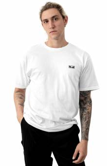 Obey Intl. Chaos & Dissent T-Shirt - White