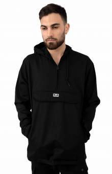 Obey Intl. Cities Anorak - Black