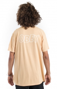 Obey Lo-Fi T-Shirt - Sand