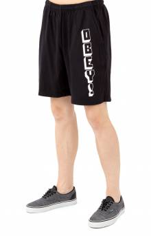 Obey New World 2 Shorts - Off Black