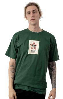 Obey Salad Days T-Shirt - Forest Green