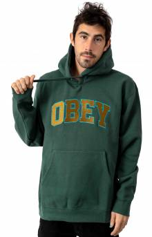 Obey Sports Pullover Hoodie - Alpine