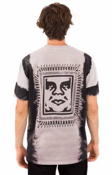 Obey Tribal People T-Shirt - Black