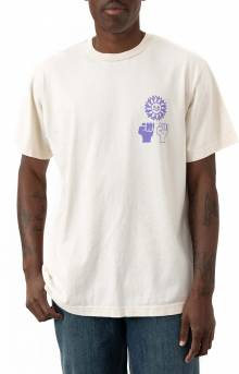 Peace Justice Equality T-Shirt - Sago