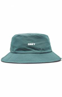 Royal Reversible Bucket Hat - Green Multi