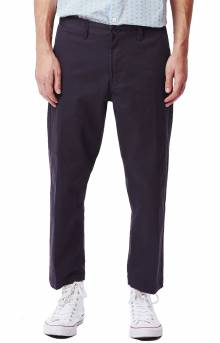 Straggler Flooded Pants - French Navy