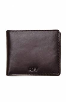 Vandal Jumble Bi-Fold Wallet - Black