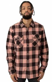 Vedder Woven Button-Up Shirt - Rose Multi