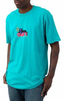 Visions Of Excess T-Shirt - Teal