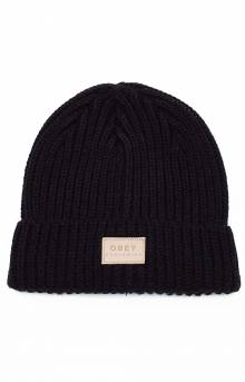 Afterlife Beanie - Black