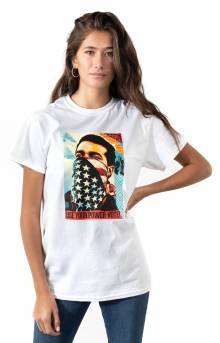 American Rage Vote T-Shirt - White