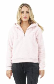 Dolores Pullover Hoodie - Pink