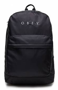 Drop Out Backpack - Black