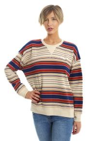 Obey Womens Clothing, Eva Thermal L/S Top