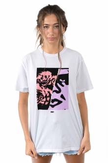 Floral Icon T-Shirt - White