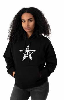 Starface Pullover Hoodie - Black