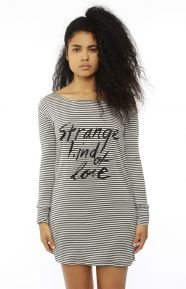 Obey Womens Clothing, Strange Kind Of Life Dress