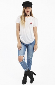 Obey Womens Clothing, Tough Love T-Shirt