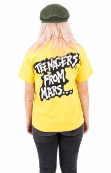 Teenagers From Mars T-Shirt - Spectra Yellow