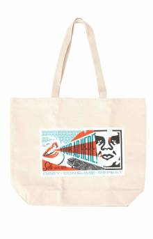 Your Ad Here Tote Bag - Natural