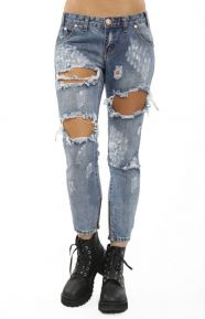One Teaspoon Clothing, Ford Freebirds Jeans