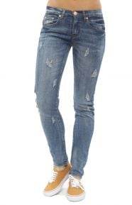 One Teaspoon Clothing, Pure Bleu Med Hoodlums Jeans
