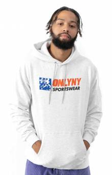 Medley Pullover Hoodie - Ash