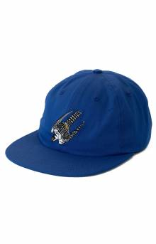 Peregrine Falcon Polo Hat - Blueberry