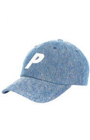 eb0393621ffe P 6 Panel Hat - Acid Wash Blue