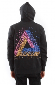 Tri-Flect Pullover Hoodie - Black