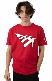 c465b3fb2bac7 Paper Planes Projection T-Shirt - Red