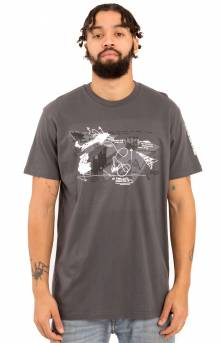 Sketched T-Shirt - Charcoal